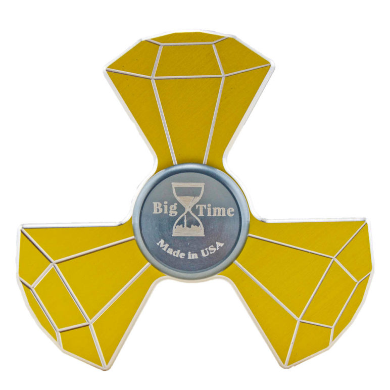 big Time Spinner yellow final