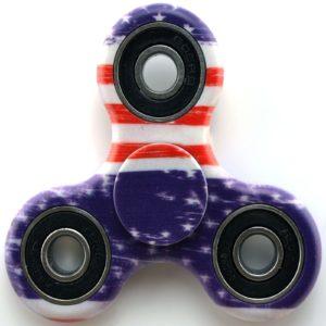 Fidget Spinner American Flag